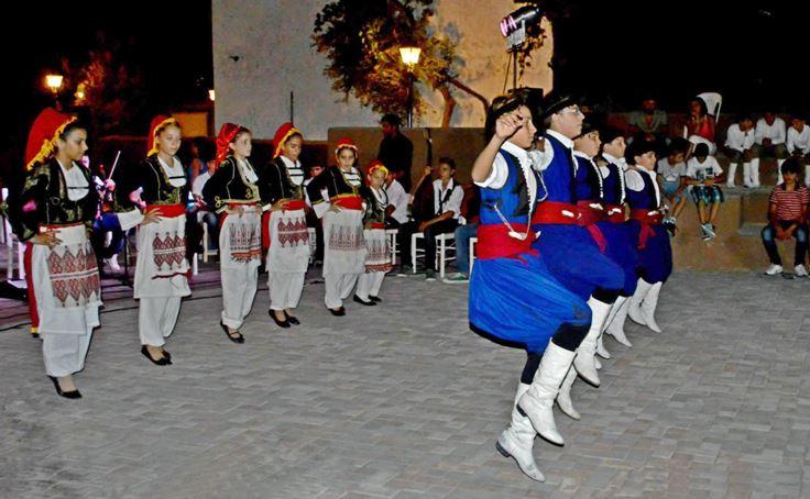 Cretan evening - Quality travel Kissamos Chania