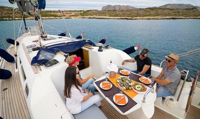 Private sailing - Quality travel Kissamos Chania