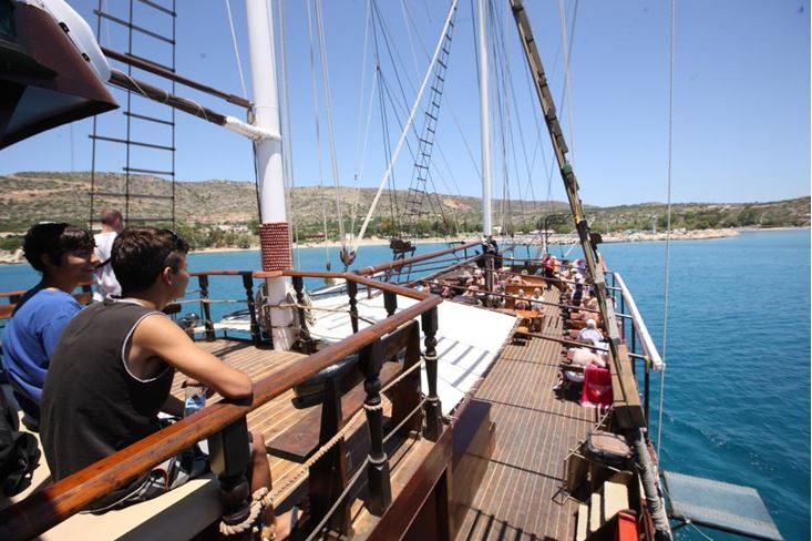Cruises - Quality travel Kissamos Chania